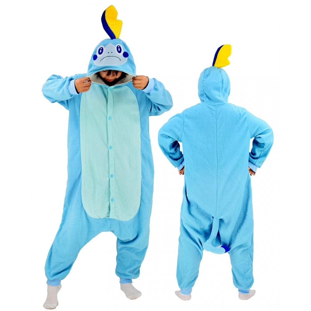 Soobble Onesie for Adults & Teens Pokemon Halloween Costumes